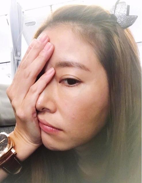 Lâm Tâm Như tình cảm bên Hoắc Kiến Hoa trước khi buồn bã đi công tác - Ảnh 4.