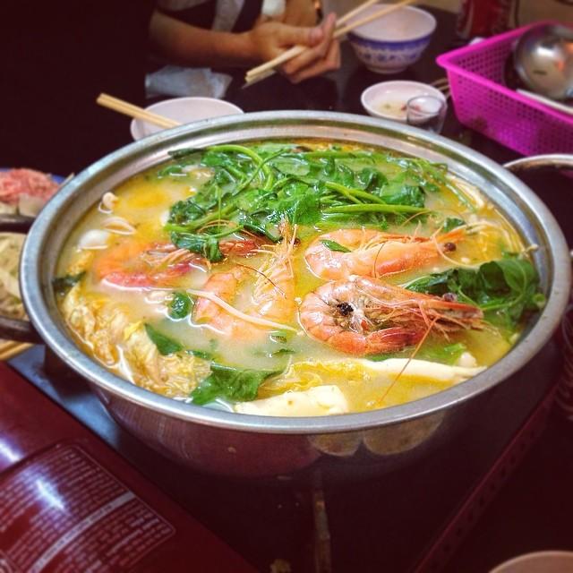 6 quán ăn bình dân mà ngon miễn bàn ở khu phố Hàng Nón - Hàng Lược - Ảnh 4.