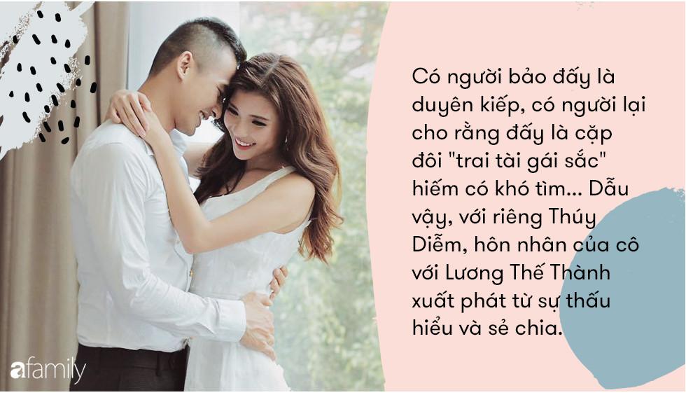 Thúy Diễm: May mắn nhất cuộc đời là được chồng yêu thương và phụ giúp việc nhà - Ảnh 4.