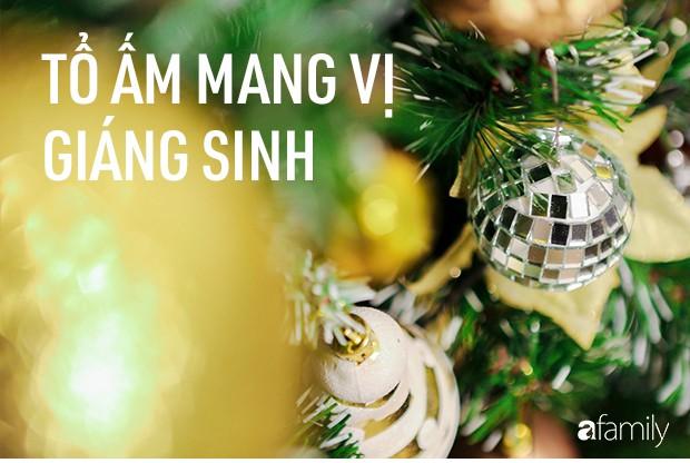 Hai căn hộ được trang trí đậm vị Giáng sinh với chi phí chỉ dưới 10 triệu đồng ở Hà Nội - Ảnh 1.