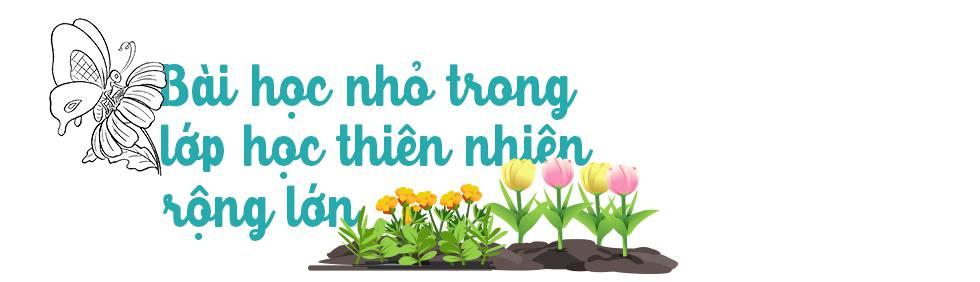 Ghé thăm trường mầm non sinh thái đầu tiên tại Hà Nội, nơi các con tự khám phá cuộc sống bằng tất cả giác quan - Ảnh 3.