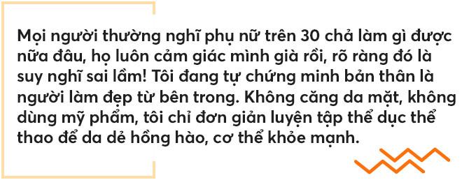 Nguyễn Tiểu Phương: Dẫu có làm bằng thép, tôi vẫn chỉ là một bông hồng - Ảnh 12.