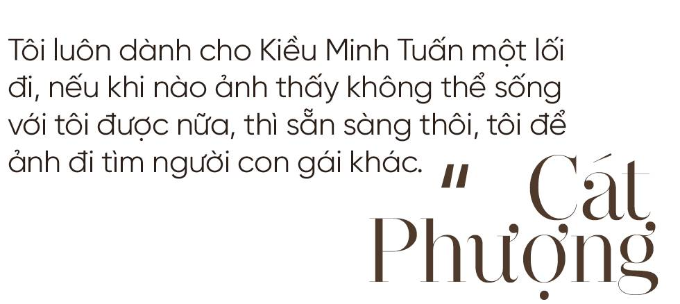 """Cát Phượng: """"Thấy cô gái nào tốt, tôi cũng nghĩ đến chuyện làm mai cho Kiều Minh Tuấn"""" - Ảnh 5."""