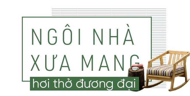 Chỉ 300 triệu đồng cải tạo, nhà trệt cổ 60 năm tuổi ở Bình Thuận lột xác ngoạn mục thành ngôi nhà đầy cảm hứng - Ảnh 4.