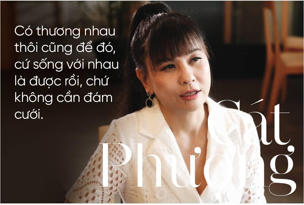 """Cát Phượng: """"Thấy cô gái nào tốt, tôi cũng nghĩ đến chuyện làm mai cho Kiều Minh Tuấn"""" - Ảnh 8."""