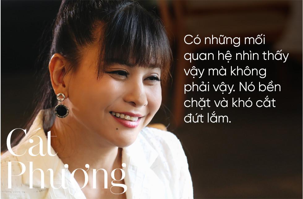 """Cát Phượng: """"Thấy cô gái nào tốt, tôi cũng nghĩ đến chuyện làm mai cho Kiều Minh Tuấn"""" - Ảnh 11."""