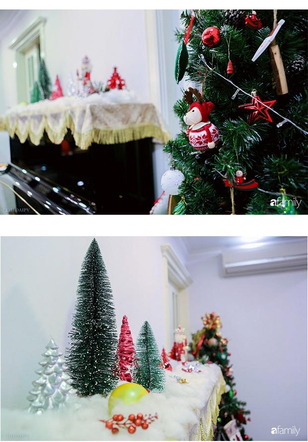 Hai căn hộ được trang trí đậm vị Giáng sinh với chi phí chỉ dưới 10 triệu đồng ở Hà Nội - Ảnh 7.