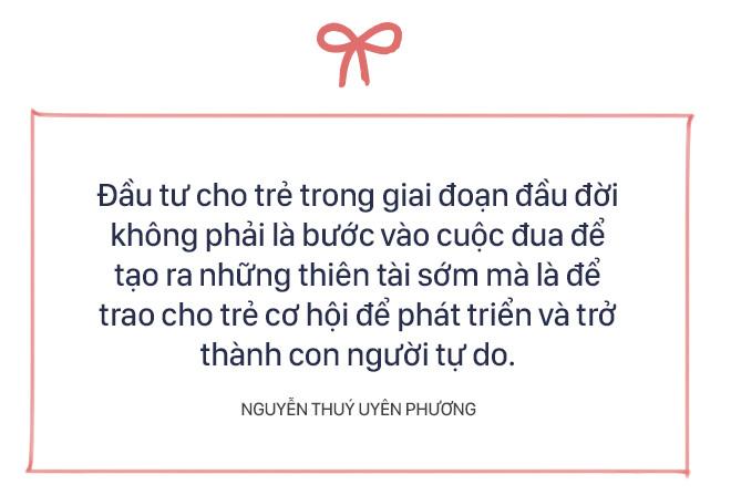 Uyên Phương, người mẹ quyết định khởi nghiệp vì con: Tôi nghĩ phụ nữ sẽ luôn có lựa chọn tốt hơn là hi sinh - Ảnh 11.