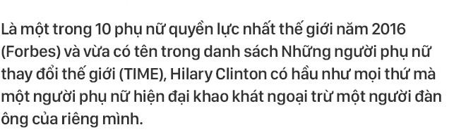 """Hillary Clinton: """"Người đàn bà trong triển lãm có tên hạnh phúc"""" - Ảnh 1."""