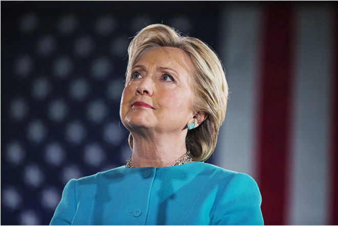 """Hillary Clinton: """"Người đàn bà trong triển lãm có tên hạnh phúc"""" - Ảnh 5."""