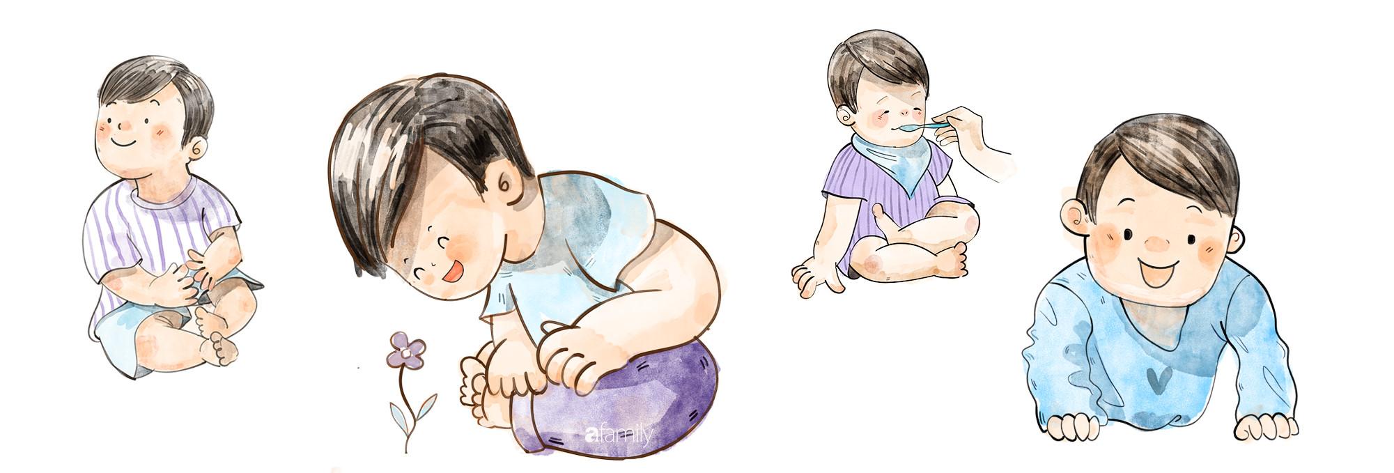 Con nhỏ, mẹ và người trông trẻ - Mối quan hệ tay ba... đầy phức tạp - Ảnh 5.