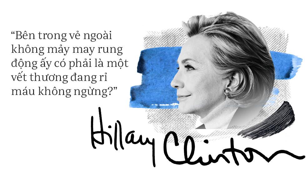 """Hillary Clinton: """"Người đàn bà trong triển lãm có tên hạnh phúc"""" - Ảnh 6."""