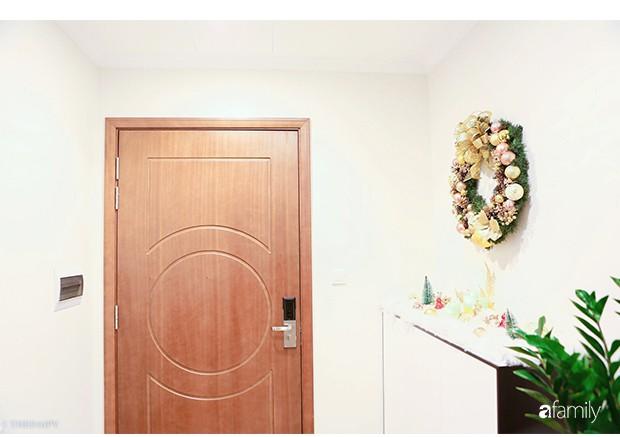 Hai căn hộ được trang trí đậm vị Giáng sinh với chi phí chỉ dưới 10 triệu đồng ở Hà Nội - Ảnh 14.