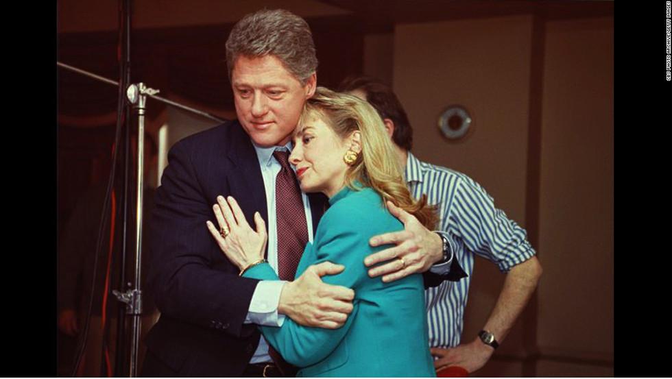 """Hillary Clinton: """"Người đàn bà trong triển lãm có tên hạnh phúc"""" - Ảnh 8."""