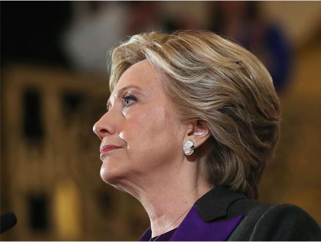 """Hillary Clinton: """"Người đàn bà trong triển lãm có tên hạnh phúc"""" - Ảnh 12."""