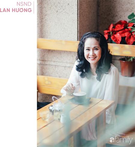 """NSND Lan Hương """"Bông"""": Con gái đi lấy chồng thì nên xem gia đình chồng chính là gia đình mình - Ảnh 9."""