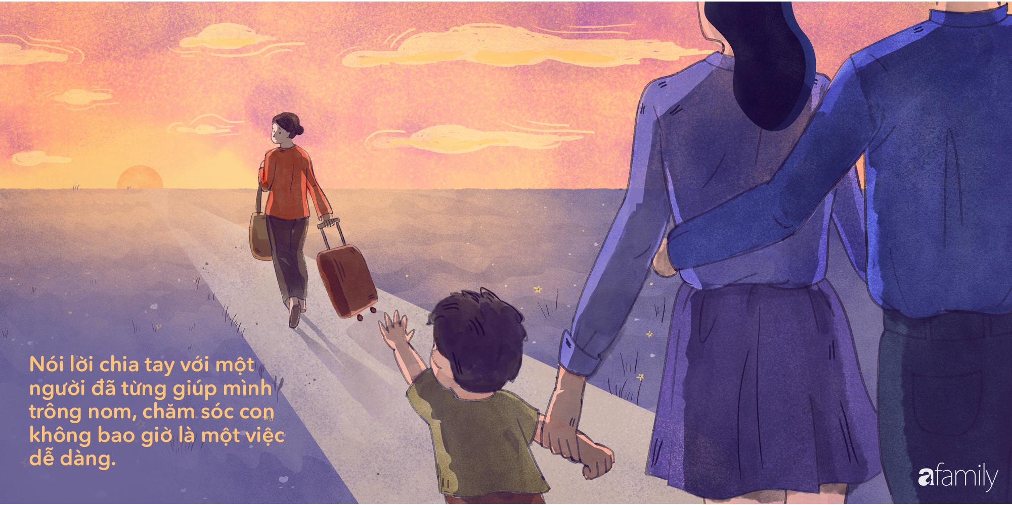 Con nhỏ, mẹ và người trông trẻ - Mối quan hệ tay ba... đầy phức tạp - Ảnh 10.