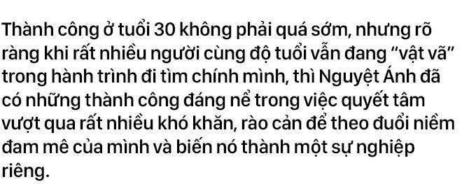Vũ Nguyệt Ánh, CEO của app hẹn hò kén chọn nhất Việt Nam: Tôi đánh đổi an toàn để đi con đường mình chọn - Ảnh 1.