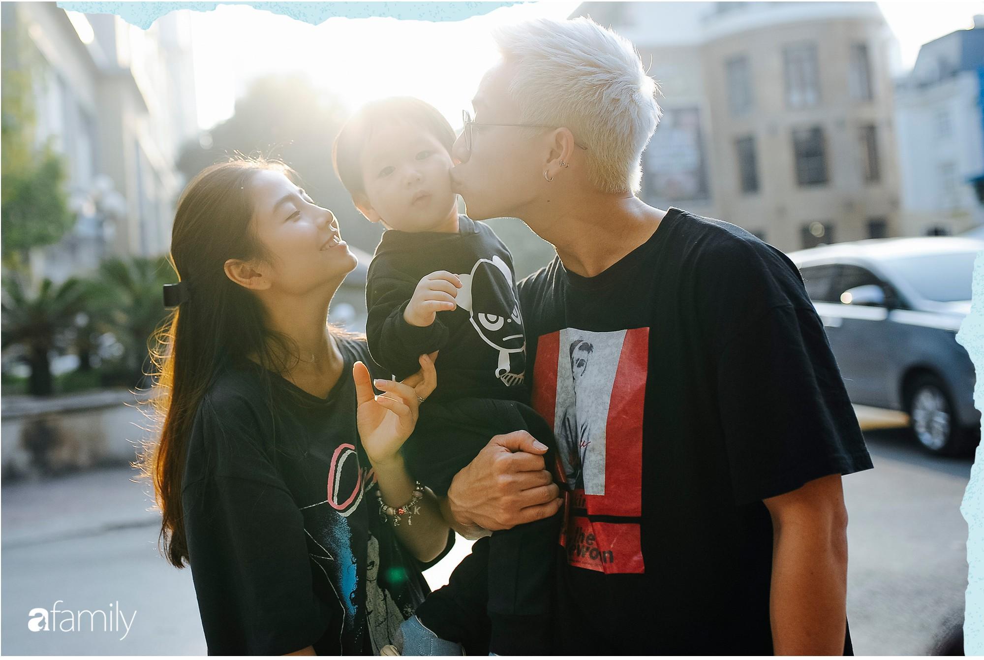 Gia đình thế hệ mới Ba Duy - Nam Thương: Kết hôn sớm, làm bố mẹ trẻ nhưng bọn mình chưa bao giờ thôi hạnh phúc - Ảnh 4.