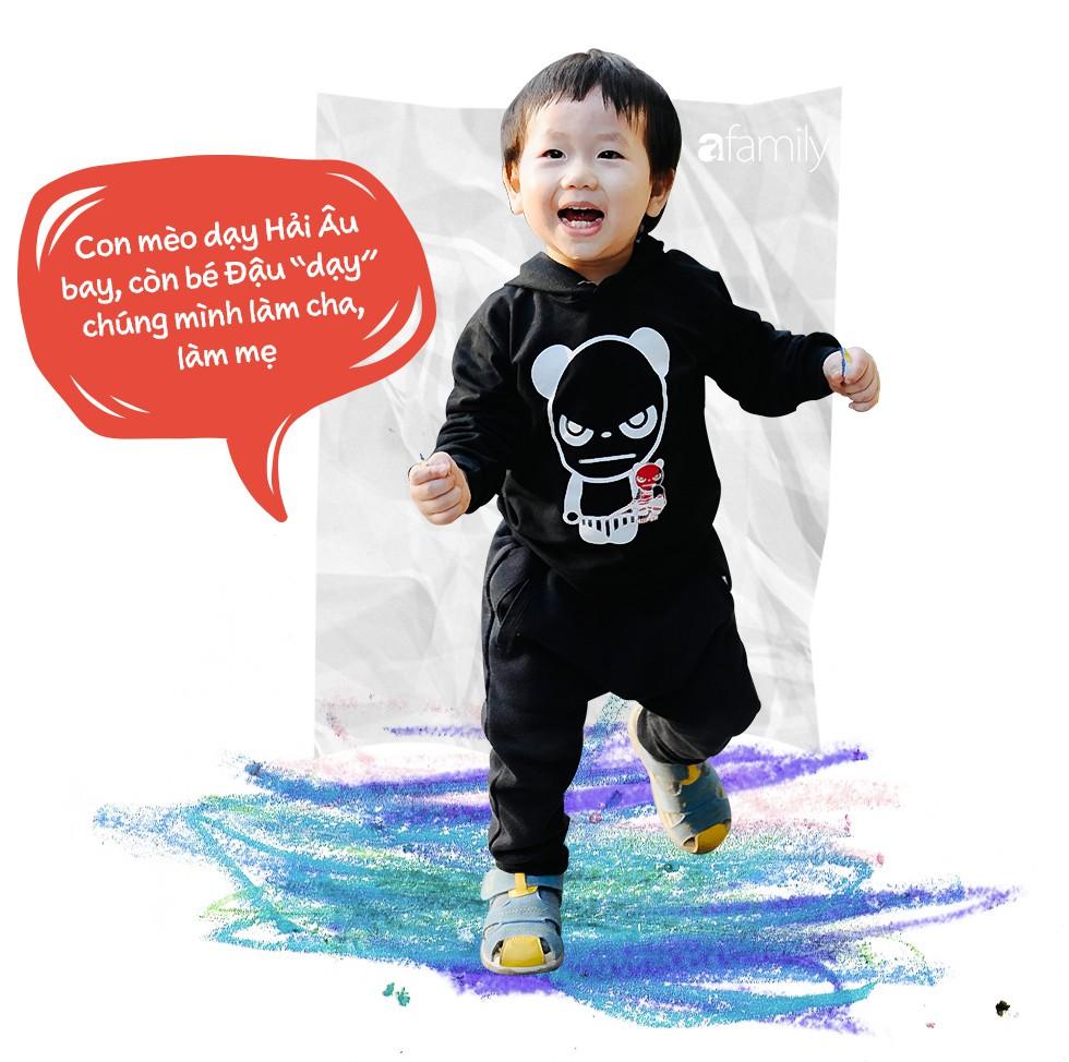 Gia đình thế hệ mới Ba Duy - Nam Thương: Kết hôn sớm, làm bố mẹ trẻ nhưng bọn mình chưa bao giờ thôi hạnh phúc - Ảnh 5.