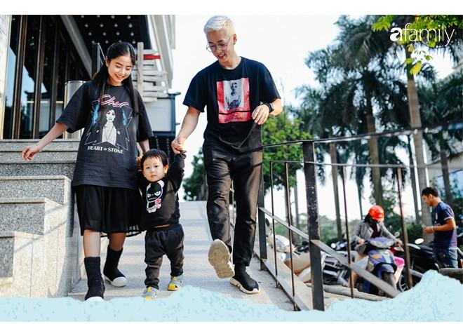 Gia đình thế hệ mới Ba Duy - Nam Thương: Kết hôn sớm, làm bố mẹ trẻ nhưng bọn mình chưa bao giờ thôi hạnh phúc - Ảnh 6.