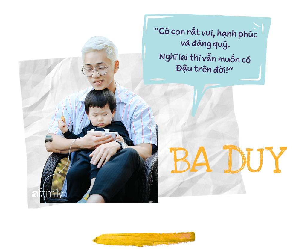 Gia đình thế hệ mới Ba Duy - Nam Thương: Kết hôn sớm, làm bố mẹ trẻ nhưng bọn mình chưa bao giờ thôi hạnh phúc - Ảnh 7.