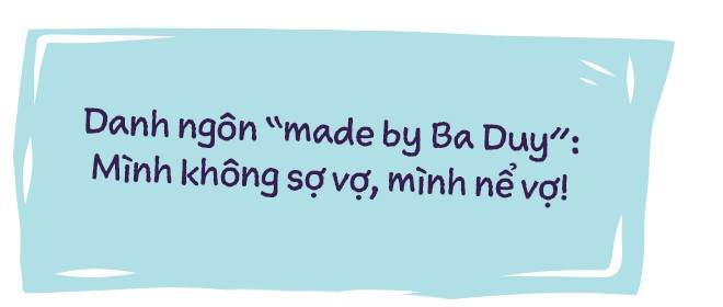 Gia đình thế hệ mới Ba Duy - Nam Thương: Kết hôn sớm, làm bố mẹ trẻ nhưng bọn mình chưa bao giờ thôi hạnh phúc - Ảnh 8.