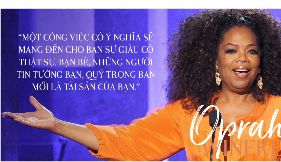 Oprah Winfrey: 9 tuổi bị xâm hại, 14 tuổi mang thai, 40 tuổi trở thành tỷ phú da màu đầu tiên trên thế giới - Ảnh 10.