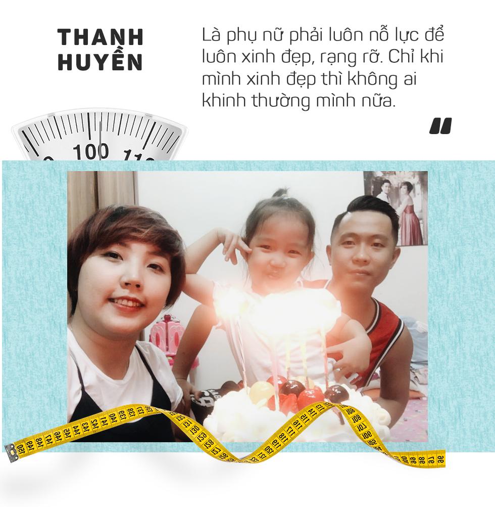 Thanh Huyền Bước nhảy ngàn cân: Tôi tăng lên 100 kg sau khi sinh, bị mất việc ca sĩ và chồng thì rất sốc! - Ảnh 10.