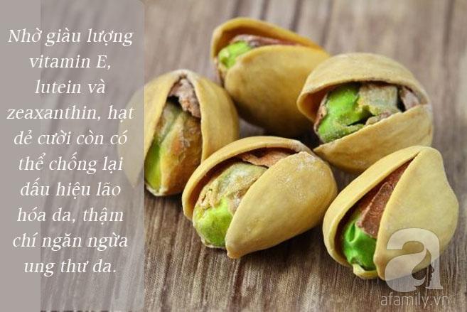 Không nghi ngờ gì nữa, 5 loại hạt giúp trẻ lâu này chính là những gì bạn cần ăn ngay mỗi ngày - Ảnh 4.