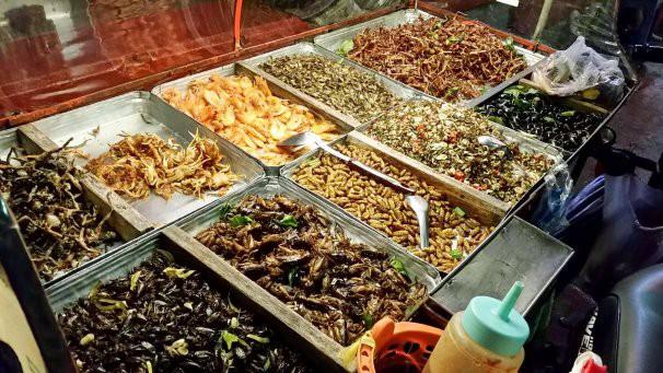 5 món đặc sản kinh dị khiến team ăn cả thế giới  cũng phải chùn bước ở Thái Lan - Ảnh 6.
