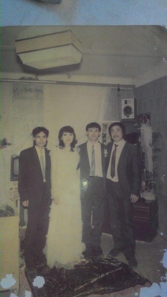 Nhìn lại ảnh cưới của phụ huynh thời ông bà anh: hóa ra bố mẹ ta từng có một thời thanh xuân như thế - Ảnh 11.