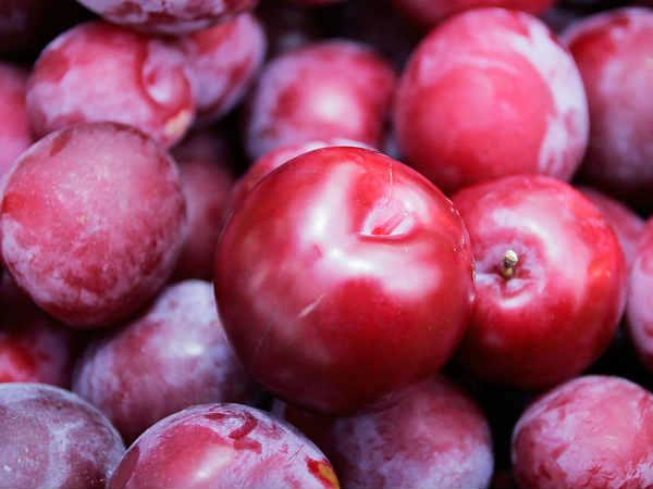 Ăn mận và những lợi ích đối với sức khỏe