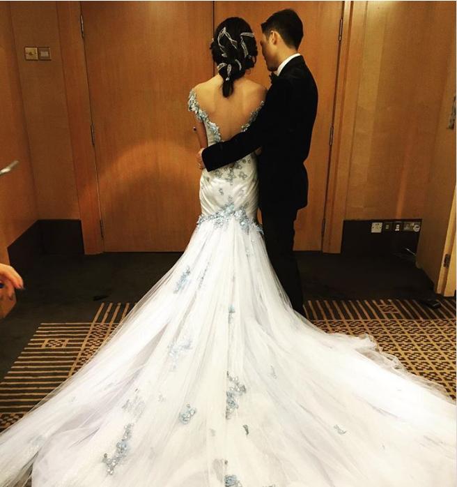 Đám cưới tốn kém và kỳ công không thua sao nổi tiếng hay con nhà tỷ phú của nữ blogger thời trang - Ảnh 33.