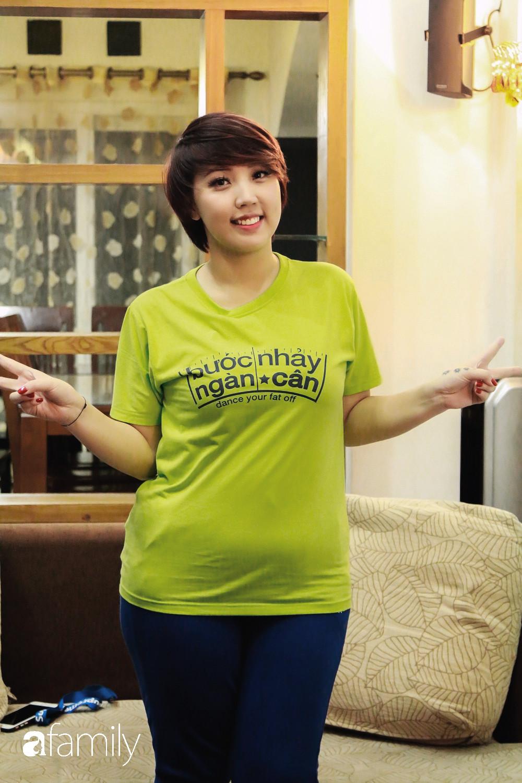 Thanh Huyền Bước nhảy ngàn cân: Tôi tăng lên 100 kg sau khi sinh, bị mất việc ca sĩ và chồng thì rất sốc! - Ảnh 5.
