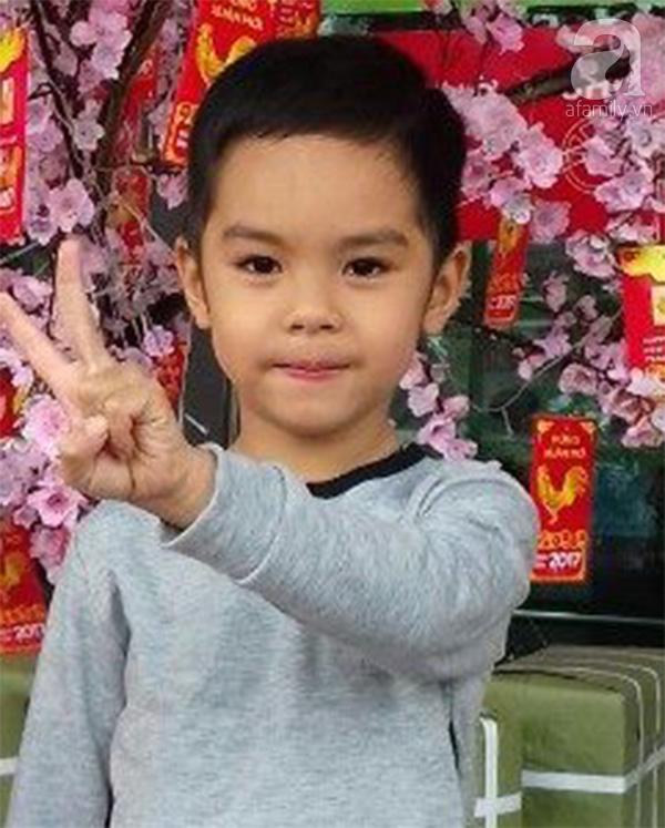Bắc Ninh: Bé trai 4 tuổi mất tích khi chơi trước cửa quán ăn của gia đình ngày 23 Tết - Ảnh 2.