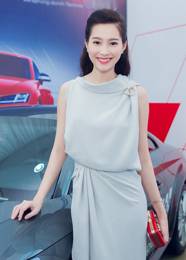 Đúng là chỉ có những thiết kế của Lê Thanh Hòa mới giúp Thu Thảo toả sáng - Ảnh 13.