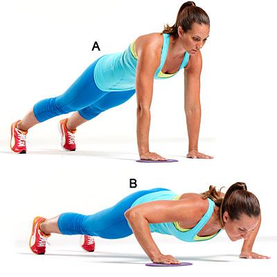 7 bài tập giúp bạn loại bỏ da chảy xệ sau lưng và hai bên thân rất hiệu quả - Ảnh 3.