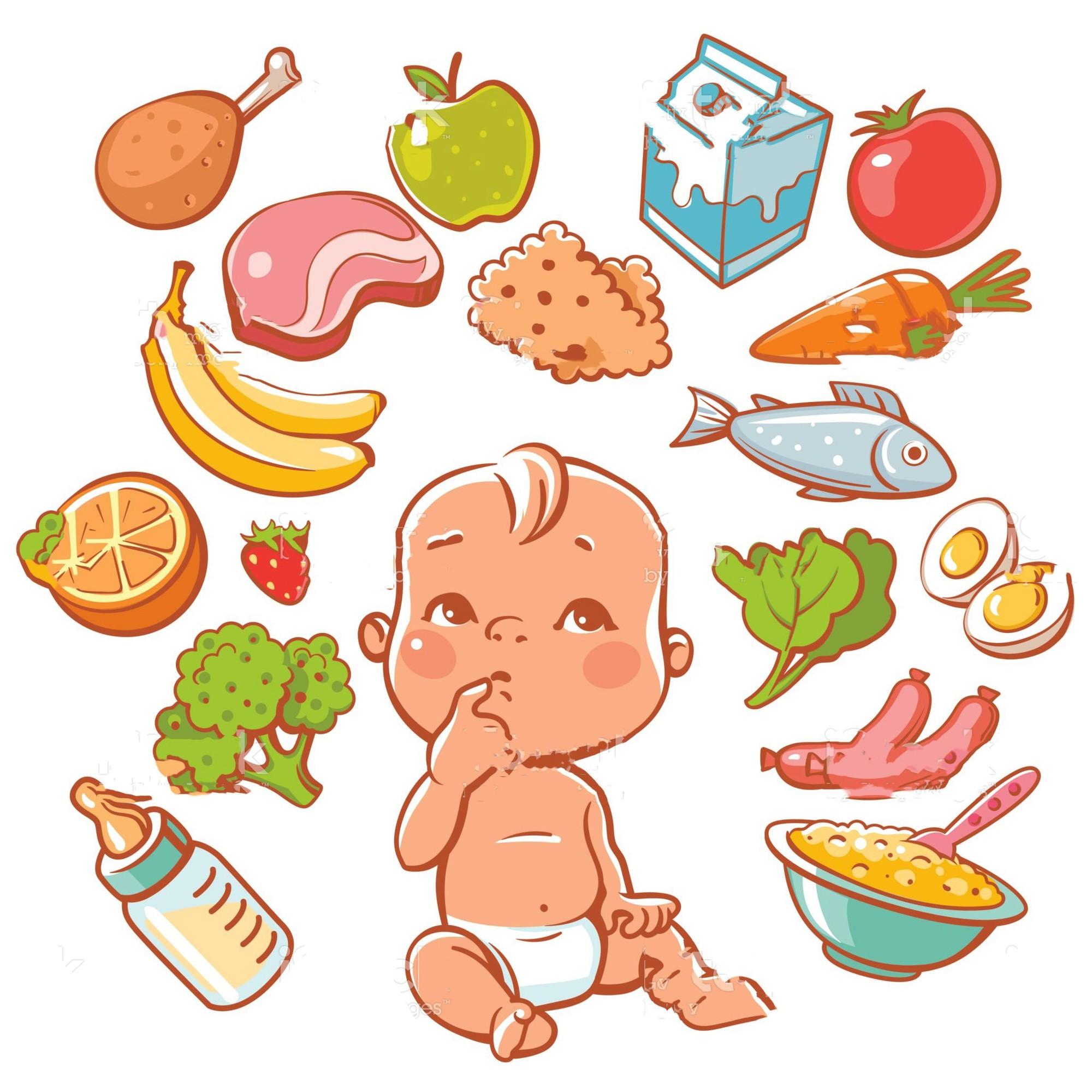 Kết quả hình ảnh cho dinh dưỡng cho trẻ nhỏ