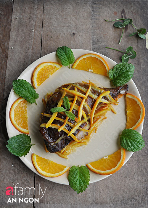 Bổ sung vitamin cho cả nhà với 6 món ngon khó cưỡng từ trái cam - Ảnh 4.