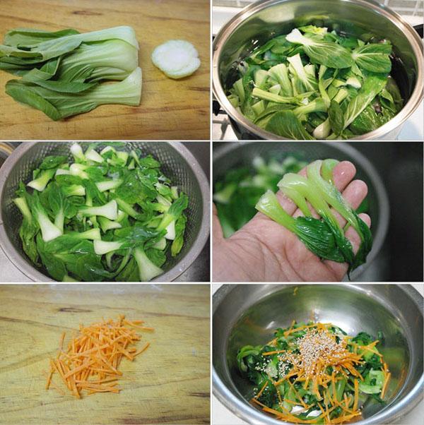 3 cách chế biến món rau ngon miệng đưa cơm - Ảnh 4.
