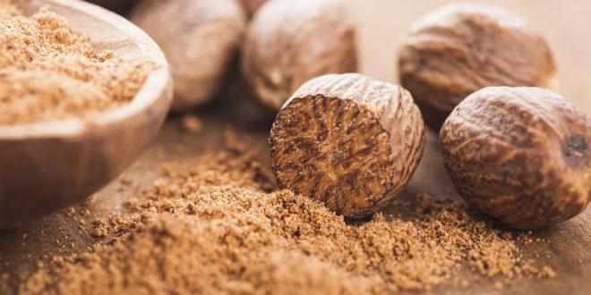 Lợi ích sức khỏe của hạt nhục đậu khấu là phụ nữ nhất định phải biết - Ảnh 2.