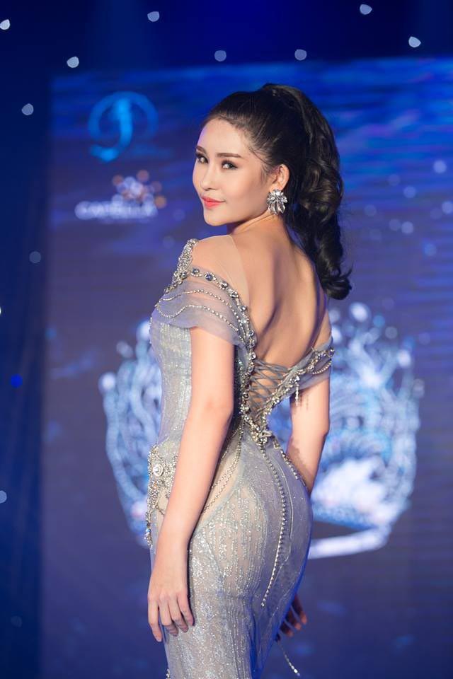 Trước nguy cơ tân Hoa hậu bị tước vương miện, BTC Hoa hậu Đại Dương khẳng định Ngân Anh không có lỗi - ảnh 2