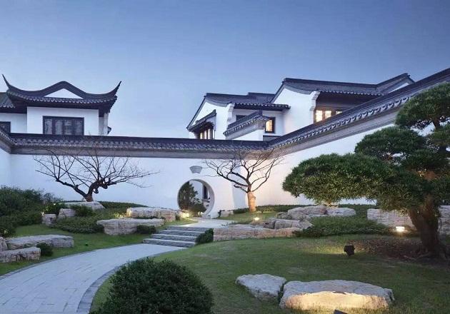 Mê mẩn trước căn biệt thự đẹp như chốn bồng lai tiên cảnh của tỷ phú Jack Ma - Ảnh 5.
