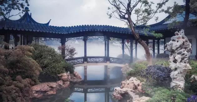 Mê mẩn trước căn biệt thự đẹp như chốn bồng lai tiên cảnh của tỷ phú Jack Ma - Ảnh 9.