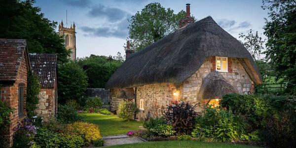 10 ngôi nhà cổ tích ai cũng ao ước giá mà cứ cuối tuần là được về đây ở - Ảnh 10.