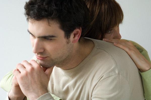 Khổ vì lấy phải vợ không biết giữ sĩ diện cho chồng - Ảnh 1.