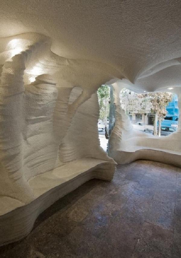 Nhà hàng xây bằng muối khiến ai bước vào cũng chẳng muốn ra - Ảnh 5.