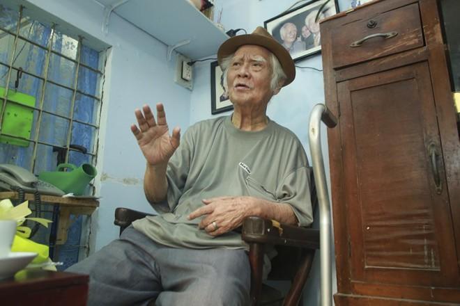 Sự thật đau lòng về việc nhạc sĩ Nguyễn Văn Tý bị các con ruột bỏ rơi - Ảnh 3.