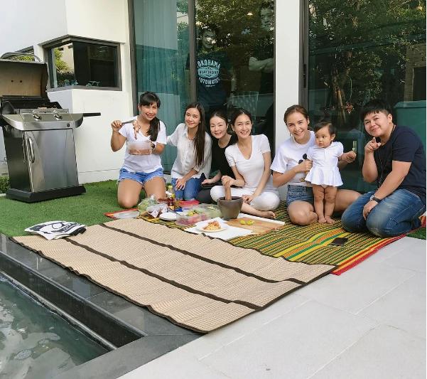 Học lỏm bí quyết mỹ nhân Thái Lan để chồng không tiếc tiền chi đám cưới sang chảnh, làm vợ thì sung sướng như nữ - Ảnh 15.